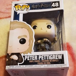 Funko pop Harry Potter Peter Pettigrew #48